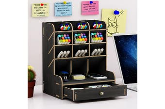 Pen holder creative storage rack multi-function storage box desk storage pen storage stationery storage