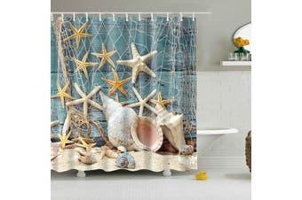 Bathroom Shower Curtain 180cmx180cm