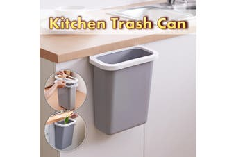 Large Multi-function Hanging Trash Can Kitchen Cabinet Door Storage Bedroom Home