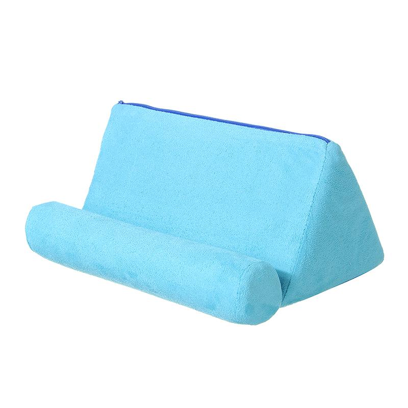 Picture of: Tablet Pillow Holder Stand Foam Book Rest Reading Bed Support Cushion For Ipad Matt Blatt