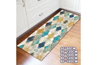 Non-slip Kitchen Large Floor Mats Rug Door Runner Hallway Room Soft Carpet UK