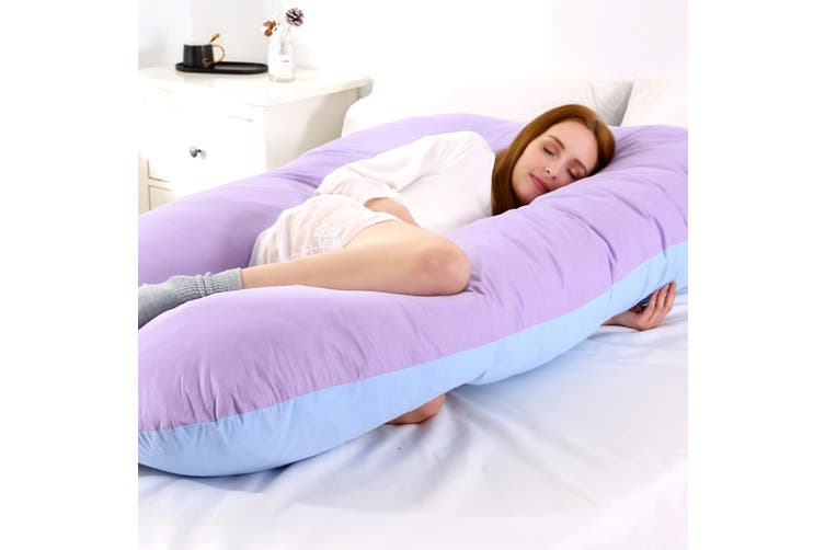 Pregnancy Pillow Maternity Belly Contoured Body U Shape Extra Pregnant