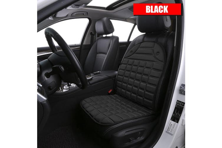 12V Car Seat Heater Cover Heated Heating Cushion Winter Warmer Pad Mat Thickening