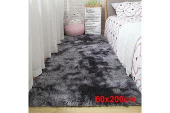 [60x200cm ] uropean-style Home Living Room Washable Plush Rugs Living Room Carpet Floor Mat Home Bedroom
