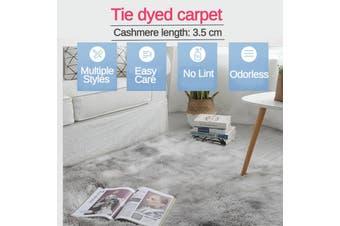 High Quality Anti Slip Carpet Fluffy Shaggy for Living Room / Bedroom 120cm*160cm Carpet READY STOCK NEW DESIGN
