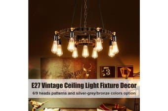 E27 Vintage Ceiling Light Home Bedroom Bar Sconce Lamp Indoor Fixture Decoration