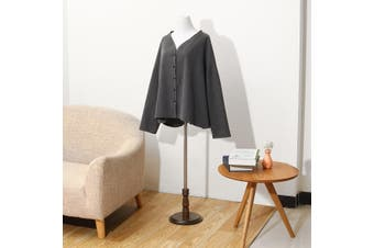 Female Mannequin Dressmaker Model 170cm Dummy Display Torso Tailor White S/M/L