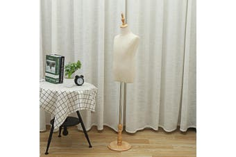 Children Mannequin Dressmaker Model Dummy Display Torso Tailor 85-130cm Adjust