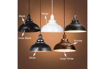 (Bulb Not Included)29/36/40cm Vintage Retro Industrial Ceiling Light Lighting Lamp Shade Bar Cafe Shop Bedroom