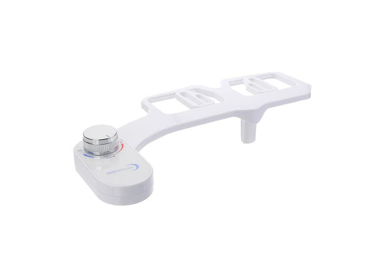 ABS Clean Clear Rear End Bidet Butt Washer Adjustable Fresh Water Spray Toilet