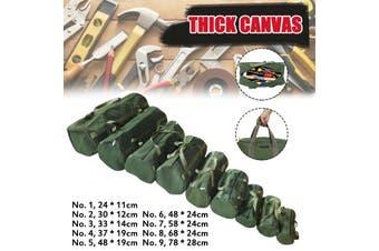 24/30/33/37/48/58/65/78CM Multifunctional Repair Kit Wear-resistant Large Thick Portable Tool bag