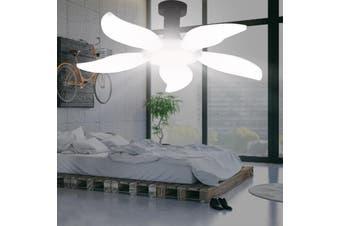 6500k-7000k 6000ML 90 Degree Folding LED Light Five Leaf / Four Leaf / Three Leaf / Two Leaf Folding Leaf Light For Home