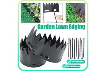 Garden Edging Border Edge Landscape Lawn Flower Bed Landscaping Flexible Plactic