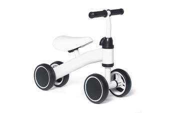 Baby Mini Balance Pushing Scooter Bike Kids No-Pedal Training Bicycle