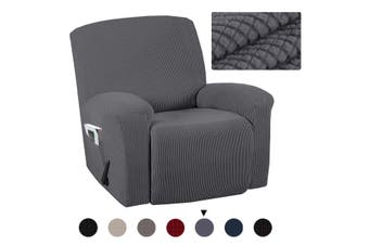 Stretch Recline Chair Cover Slipcover Washable Furniture Cover Protector