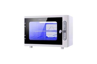 UV Ozone Sterilizer Cabinet Salon Beauty Nail Tools Towel Disinfection 110/220V(EU 220V)