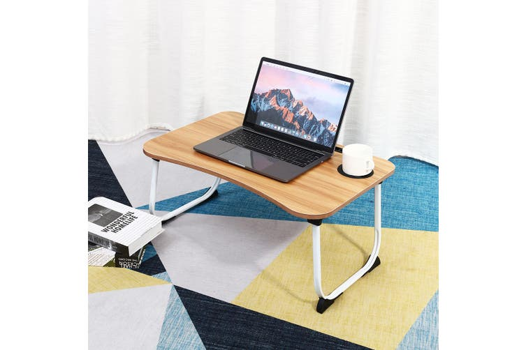 2020 New Multi-function Laptop Desk Lazy Bed Computer Desk Folding Waterproof Notebook Table Stand Tray