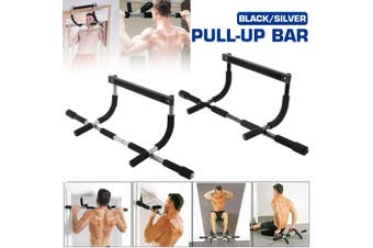Indoor Fitness Horizontal Bar Workout Bar Chin-Up Pull-Up Bar Sport Gym Equipment Home Fitness Equipment