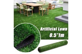 Artificial Green Grass Lawn Carpet Garden Landscape Decoration Outdoor Courtyard Fake Grass