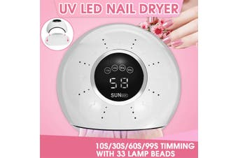 200W nail dryer portable LED UV nail lamp USB Polish acrylic gel curing lamp manicure
