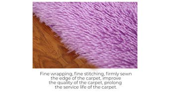 Shaggy Rug Super Plush Non-Slip Large Rugs Floor Carpet Living Room 230×160CM