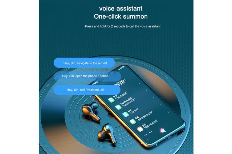 bluetooth 5.0 Wireless Earphone TWS In Ear Mini bluetooth Headset Earphone Sport Noise Reduction Stereo Sound