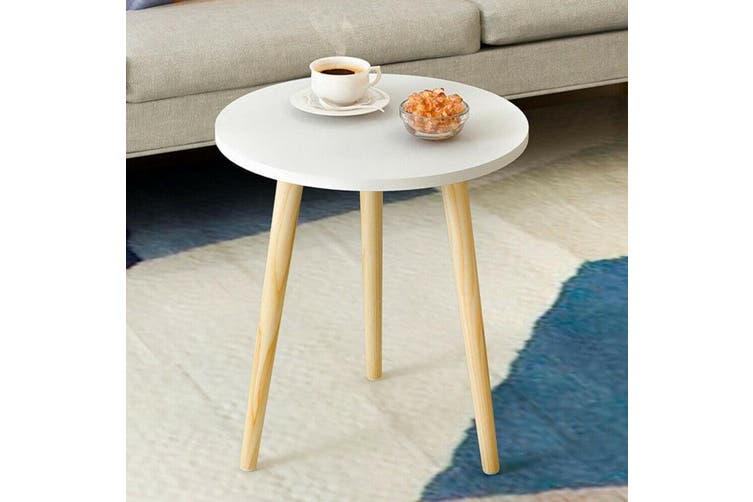 Small Coffee Table Sofa Side Table Basket End Tables Metal Rack Console Bedside