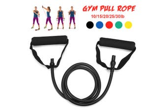 Fitness Resistance Bands Gym Yoga Pull Rope Elastic Band Exercise Training