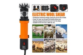 960W Electric Shearing Supplies Clipper Shear Sheep Goats Alpaca Shears