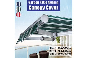 Sun Shade Garden Waterproof Awning Canopy Privacy Screen UV Blocking Hot Resistant Protection Shelter for Gazebo Patio Garden Outdoor Greenhouse Flower Barn Kennel Fence