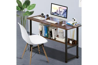 Wood Computer Table Study Desk Office Furniture PC Laptop Workstation Home(Type B)