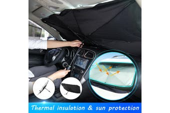Car Sun Shade Protector Parasol Auto Front Window Sunshade Covers Protector Interior (large size)