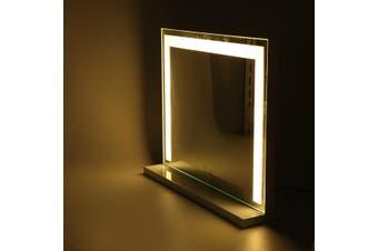 Embellir Makeup Mirror With Light 50 LED Lighted Hollywood Frameless Vanity Set