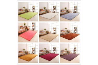 120cm*80cm Wool plush Carpet Floor Fluffy Large Rugs Warm Sofa Mat Home Area Rug Floor Mat Baby Playmat