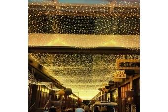 100/200 LED Solar Fairy Light Waterproof Garden Outdoor Party String Decor Light