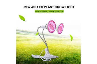 LED Plant Grow light clip holder