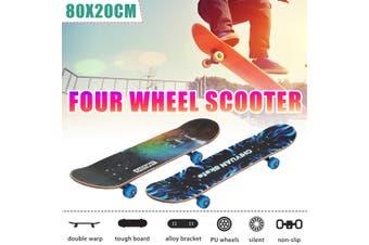 Beginner Skateboard Complete Set Up-Beginner to Pro Boards(A)