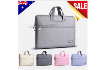 "13/15'' Laptop Sleeve Carry Case Cover Bag For Macbook ForAir/Pro HP Notebook(grey,15.6"")"