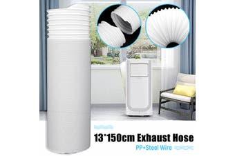 Warmtoo DIA-13cm 150/200/300CM Exhaust Hose for Portable Air Conditioner(1.5 m)