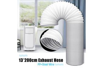 Warmtoo DIA-13cm 150/200/300CM Exhaust Hose for Portable Air Conditioner(2 m)