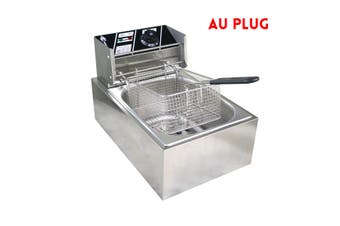 6L Commercial Electric Deep Fryer