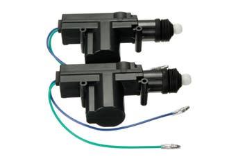 2Pcs Universal Auto Car Truck 12 Volt Heavy Duty Power Door Lock Actuator Motor