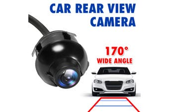 360 Degree CCD HD Car Front Side Rear View Back Up Camera Parking Reverse Monitor Mini Waterproof Rearview Camera Night Vision