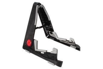 Portable Support Abs Violin Ukulele Mandolin Guitar Musical Instrument Display Stand Holder Black for Ukulele, Violin, Mandolin