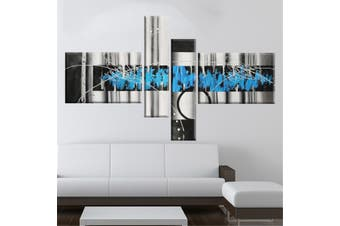 AU Unframed Modern Abstract Wall Art On Canvas Prints Picture Oil Painting Decor