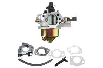 For Honda 13H PGX390 GX340 Insulator Motorcycle Engine Carburetor Carb+Gaskets