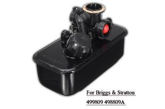 Fuel Gas Tank Mower Carburetor Carb Assembly 499809 498809A
