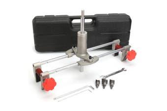6Pcs Mortice Door Fitting Jig Lock Mortiser Allen Key Kit JIG1 With 3 Cutters