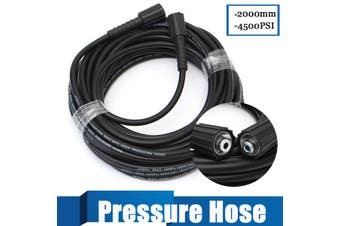 20m 4500PSI High Pressure 14mm Pump End Fitting Cleaning Machine Washer Hose
