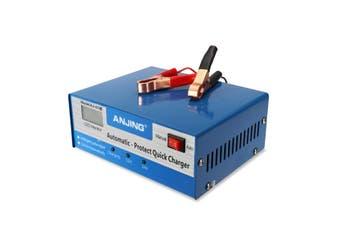 car battery charger ANJING AJ-618E 130V-250V 200AH 12/24V